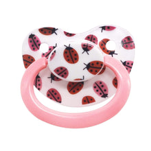 Kinky Cloth Accessories Ladybug Adult Pacifier