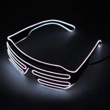 Kinky Cloth accessories White LED Glasses
