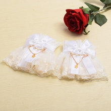 Kinky Cloth Accessories White / One Size / China Lolita Lace Cuffs