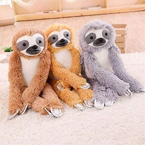Kinky Cloth 100001765 Long Arm Sloth Plush Stuffed Toy