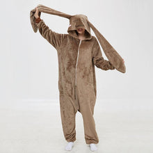 Load image into Gallery viewer, Long Ears Rabbit Onesie