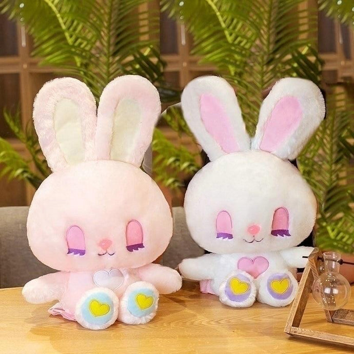 Kinky Cloth 200001420 Long Lash Rabbit Toy Backpack