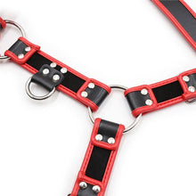Kinky Cloth Men's Chest Strap Harness