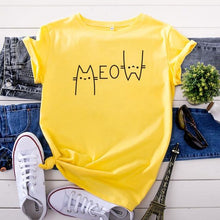 Kinky Cloth T-Shirt Meow T-Shirt