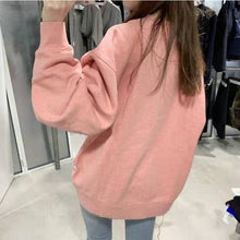 Kinky Cloth Sweatshirt Minimalist Sweatshirt