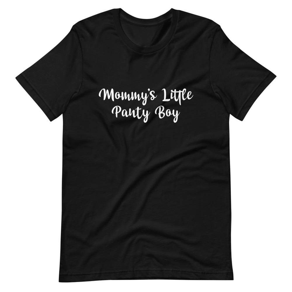 Kinky Cloth Black / XS Mommy's Little Panty Boy T-Shirt