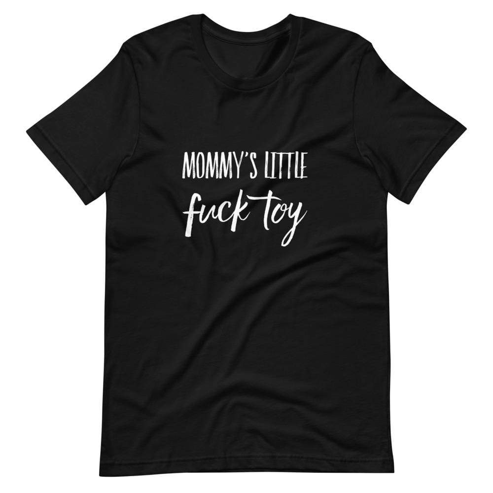 Kinky Cloth Black / XS Mommys Little Fuck Toy T-Shirt