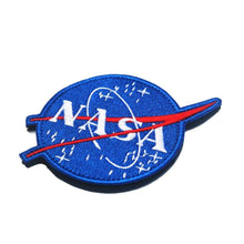 Load image into Gallery viewer, Kinky Cloth Patch NASA Velcro Patch