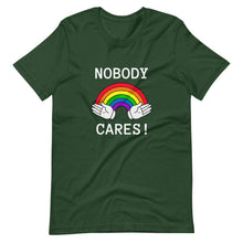 Kinky Cloth Forest / S Nobody Cares T-Shirt