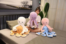 Kinky Cloth Stuffed Animal Octopus Stuffie