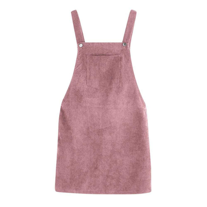 Kinky Cloth Dresses Overall Dress