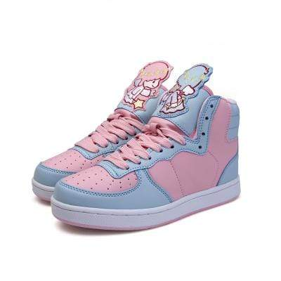 Kinky Cloth Shoes 1 / 35 Pastel Pony Kicks