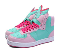 Kinky Cloth Shoes 3 / 35 Pastel Pony Kicks