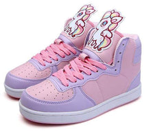 Kinky Cloth Shoes 4 / 35 Pastel Pony Kicks