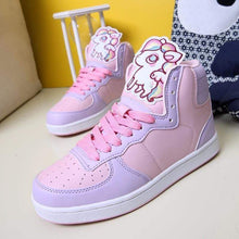 Kinky Cloth Shoes Pastel Pony Kicks