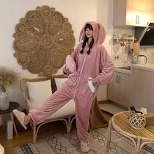 Kinky Cloth Bodysuit Pink Bunny Ears Onesie