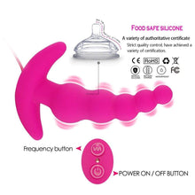Kinky Cloth 200001518 Powerful Vibrating Plug