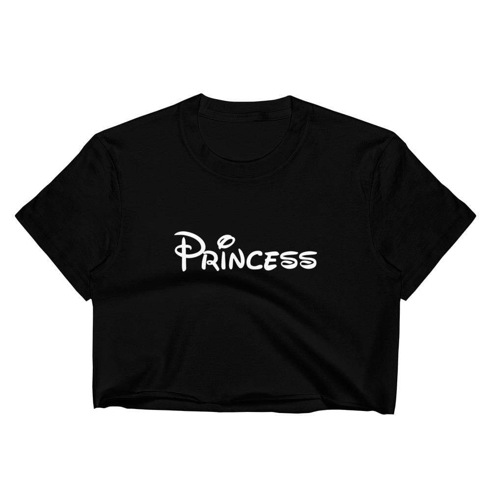 Kinky Cloth S Princess Women's Crop Top