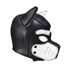 Kinky Cloth Accessories Puppy Play Dog Hood Mask