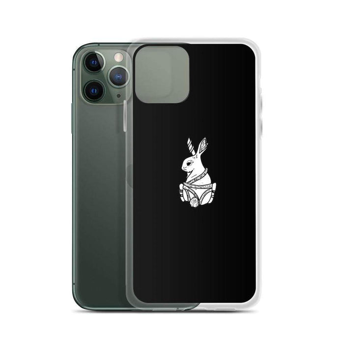 Kinky Cloth Rope Bunny IPhone Case