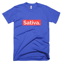 Kinky Cloth Royal Blue / XS Sativa T-Shirt