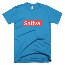 Kinky Cloth Teal / XS Sativa T-Shirt