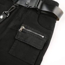 Kinky Cloth 200000366 Slim Gothic Tactical Pants