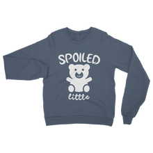 alloverprint.it Apparel Airforce Blue / S Spoiled Little Classic Adult Sweatshirt