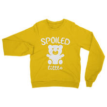 alloverprint.it Apparel Gold / S Spoiled Little Classic Adult Sweatshirt