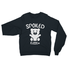 alloverprint.it Apparel Navy / S Spoiled Little Classic Adult Sweatshirt