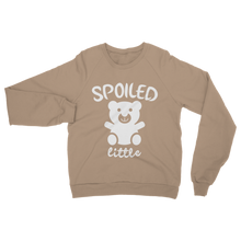 alloverprint.it Apparel Nude / S Spoiled Little Classic Adult Sweatshirt
