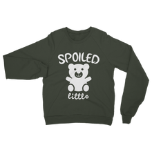 alloverprint.it Apparel Olive Green / S Spoiled Little Classic Adult Sweatshirt