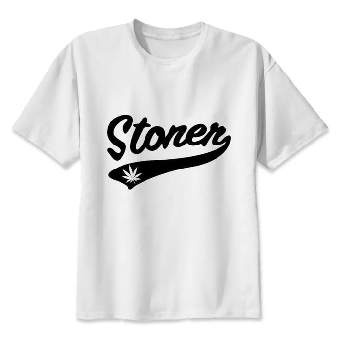 Kinky Cloth S Stoner Weed Classic T-shirt
