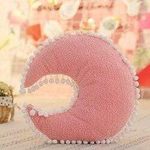 Kinky Cloth 200386144 Pink moon Ultra Soft Plush Throw Pillow