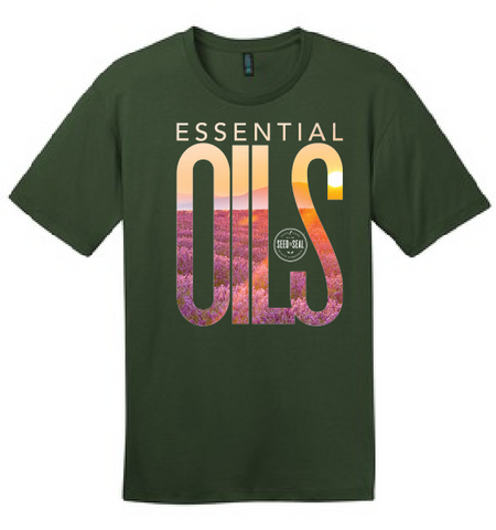 Youth Ask My Mama About Oils Tee