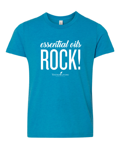 Youth Essential Oils Rock Tee