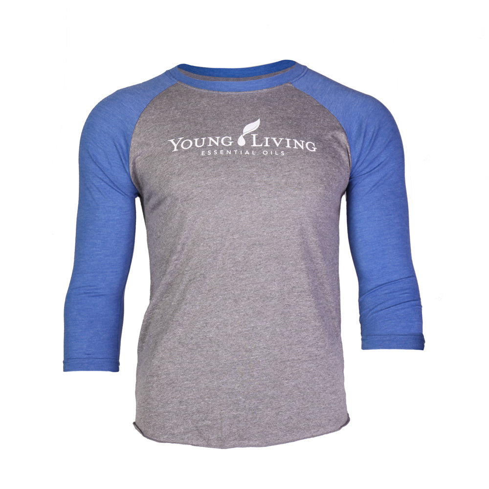 8901c9bb8 Unisex Baseball Tee – Young Living Gear