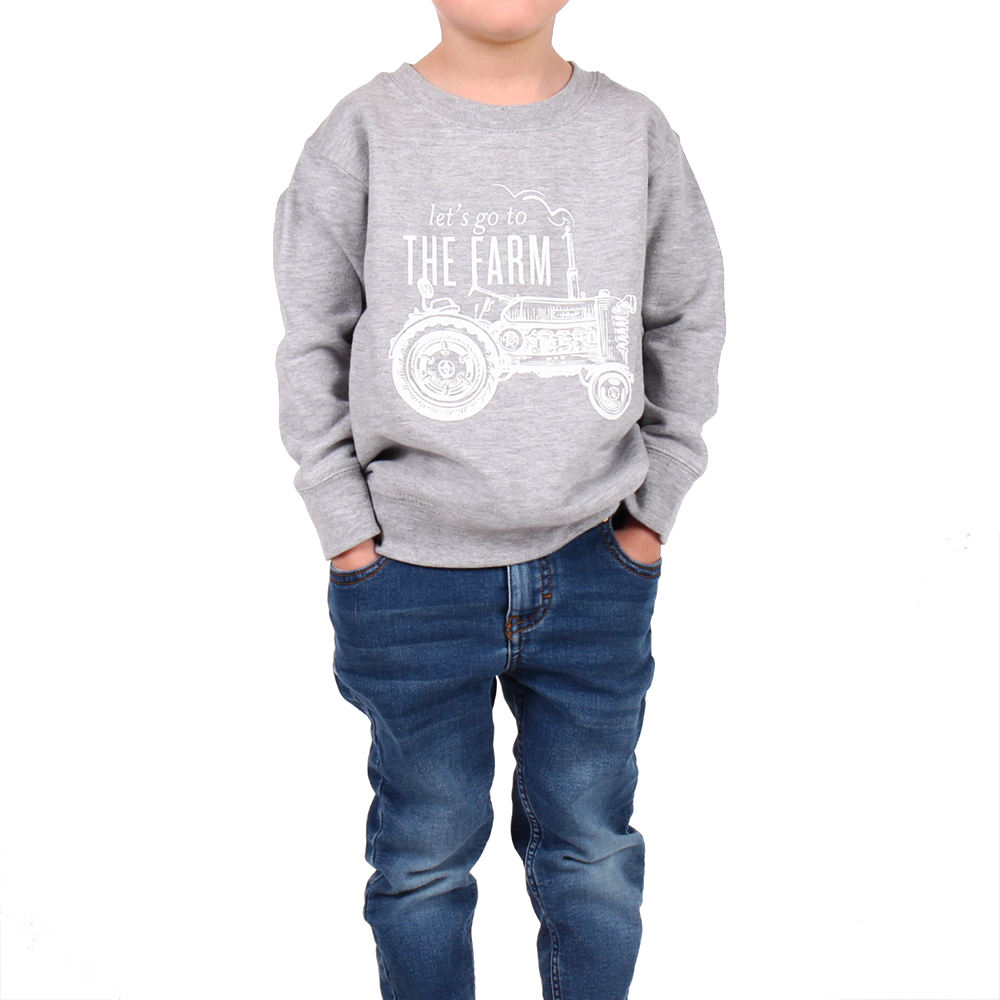 Toddler Farm Sweatshirt