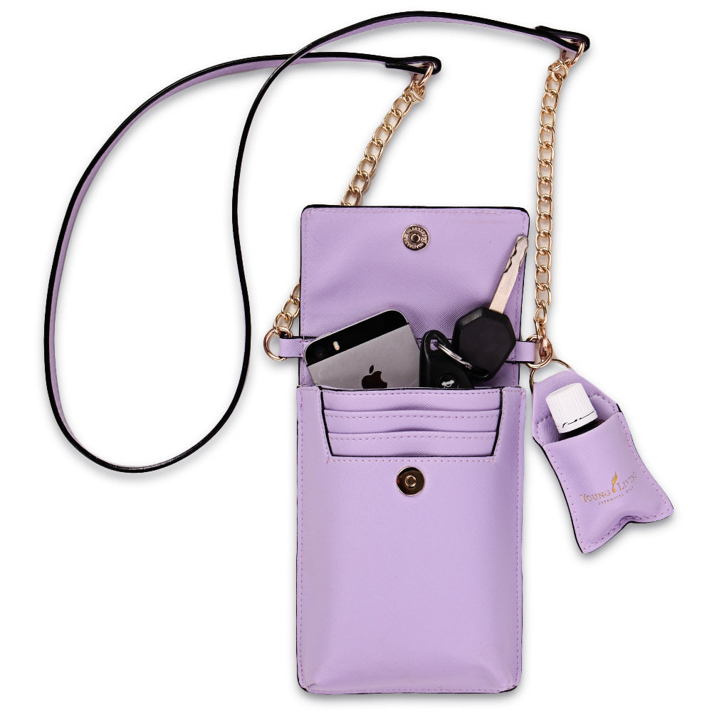 Crossbody Oil Purse