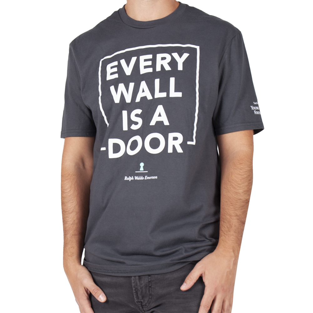 Every Wall is a Door Tee
