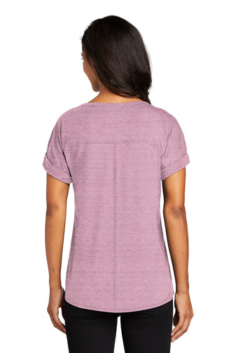 Ladies OGIO Cuffed Tee