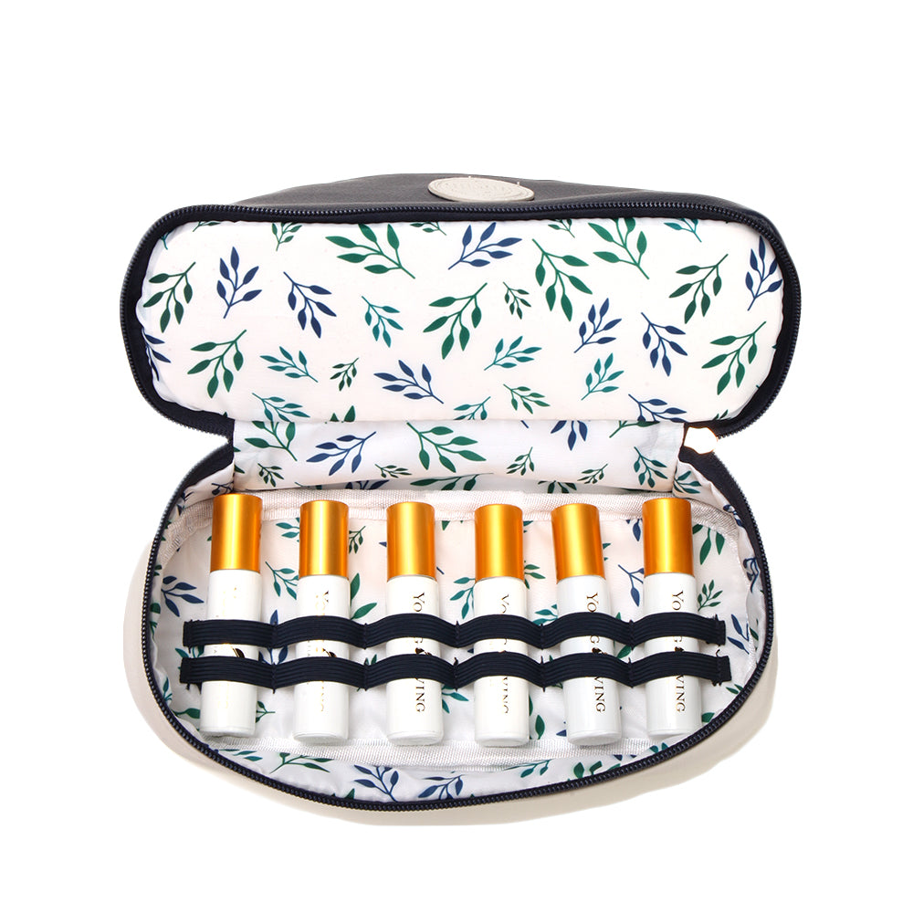Navy Toiletry Case