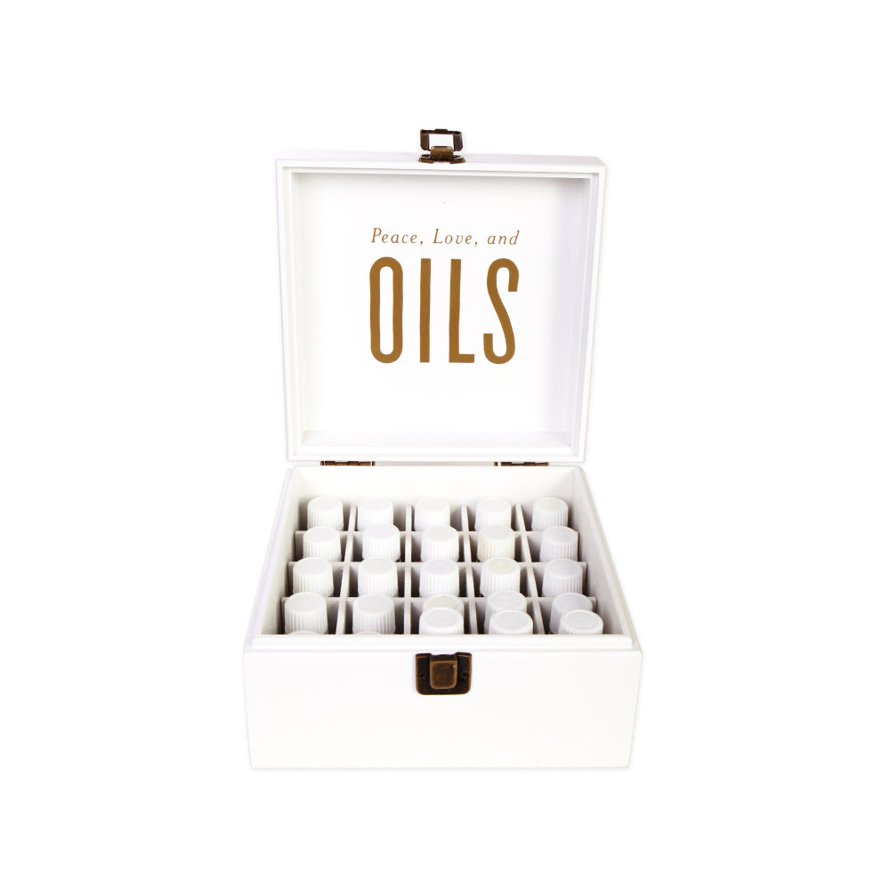 Small Essential Oil Storage Box