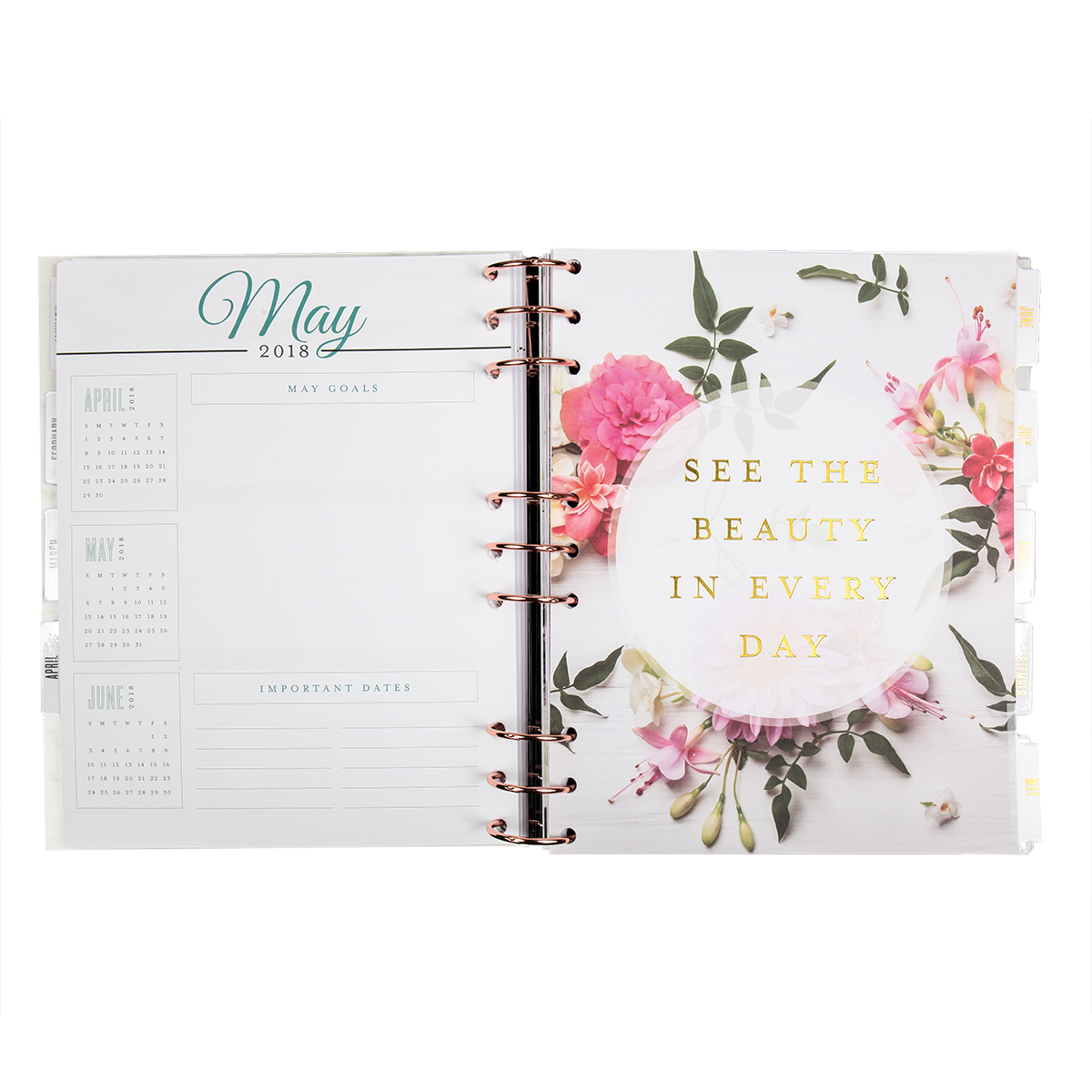 Beauty School Planner