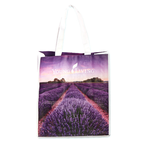 Lavender Shopping Tote