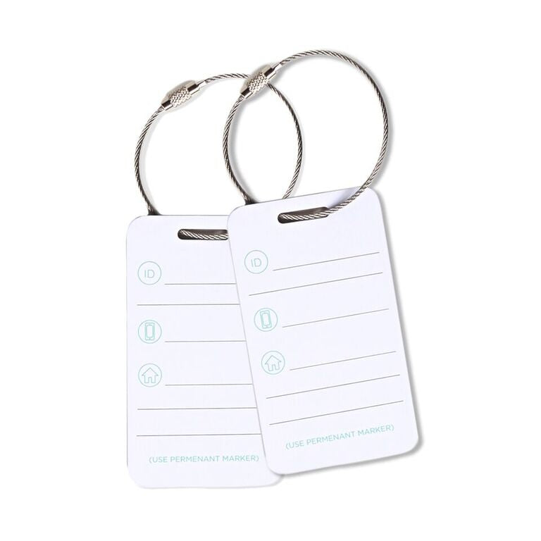 Luggage Tags- Set of 2