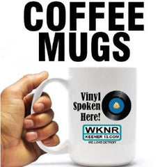 WKNR Keener 13 Coffee Mugs