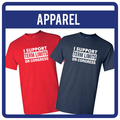 US Term Limits Apparel