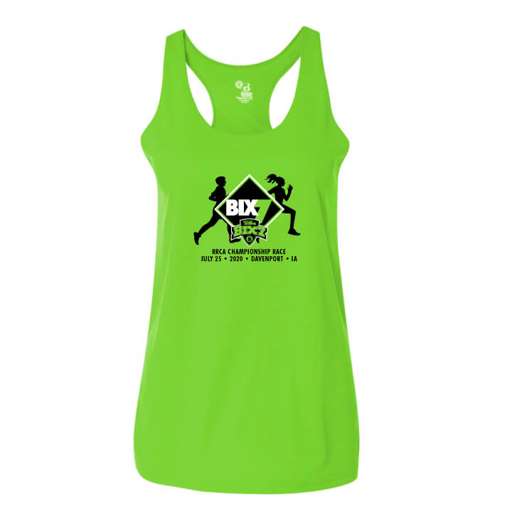 Bix 46th Anniversary Performance Tank Top