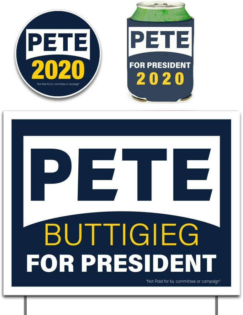 Pete Buttigieg for President Gift Pack